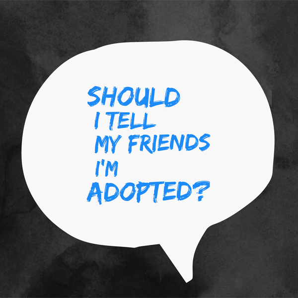 Discussing Adoption